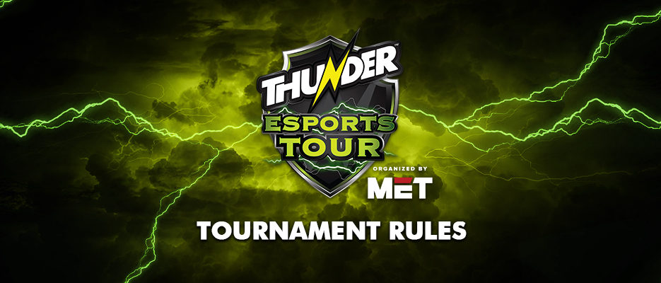 Recently Concluded 2019 Thunder eSports Tour Draws in Large Crowds