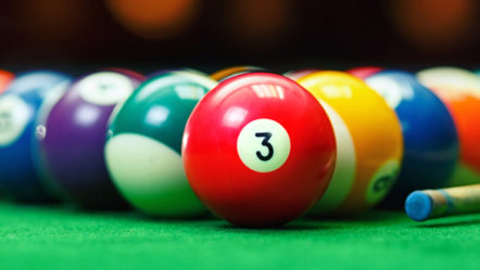 Do you have the Balls to Play Billiards?
