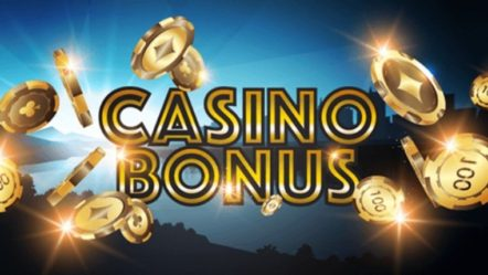 Types Of Bonuses You Can Get At Online Casinos