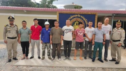Police Arrest Six Chinese Nationals Over Casino-Related Kidnapping Charges in Cambodia