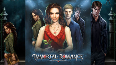 Immortal Romance: The Most Popular Online Slot Machine Game
