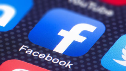 Facebook: Children 'interested' in Gambling and Alcohol