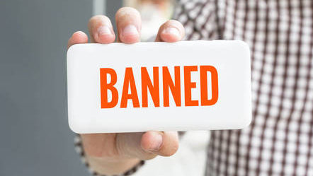 Online Casino Ad Targeting Problem Gamblers Banned