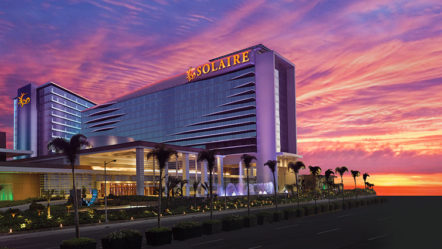 Solaire' first in Asia with Sci Games DualosX cabinet