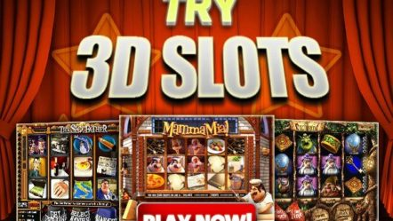 Top 10 Best Online 3D Slot Games to Play