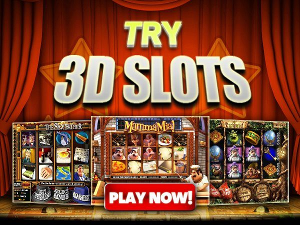 Online Casino In The Usa 3d Slots