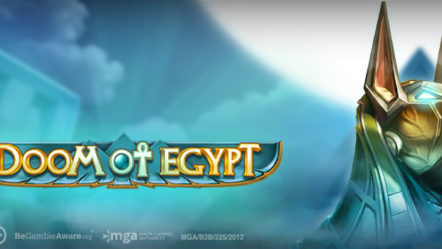 """Doom of Egypt"" Unleashed by Play'n Go: Betrnk Slot Features"