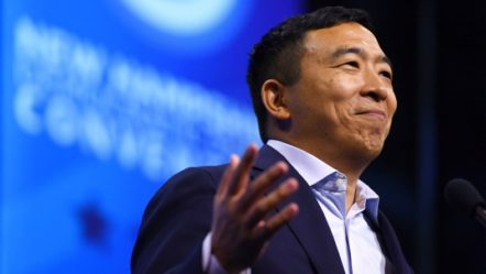 Andrew Yang:  Loot Boxes Harmful For Children