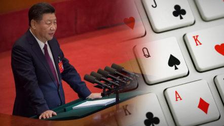 China Bans Games that Offer Gambling