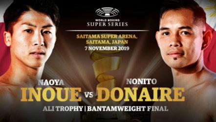 World Boxing Super Series Finale: Naoya Inoue vs Nonito Donaire