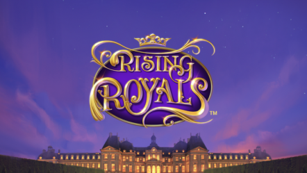 """""""Rising Royals"""" produced by Microgaming: Betrnk Slot Features"""