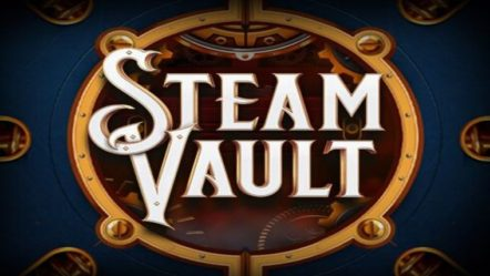 """Steam Vault"" released by OneTouch: Betrnk Slot Features"