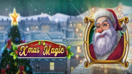 """""""Xmas Magic"""" by Play'n Go: Betrnk Slot Features"""
