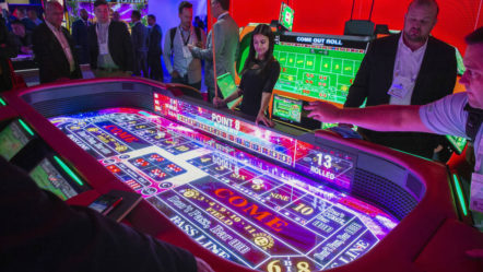 Philippines Global Gaming Expo (G2E) Showcases Unmanned Smart Casino Table