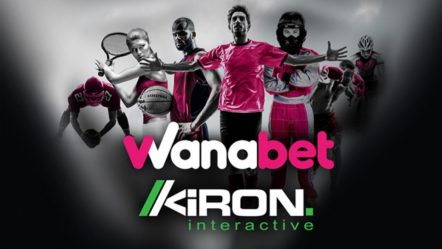 Kiron Interactive launches first virtual sports games in Spain
