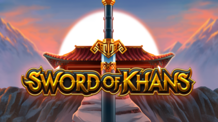 """""""Sword of Khans releases by Thunderkick Games: Betrnk Slot Features"""