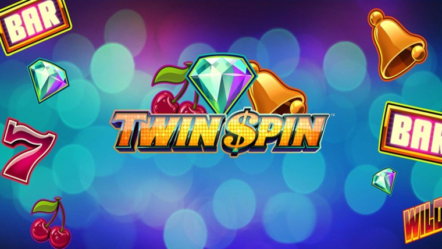 """Twin Spin"" created by NetEnt: Betrnk Slot Features"