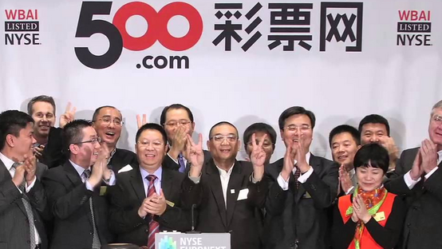 500.Com Shares Go Down With its Involvement in Japan Casino Bribery