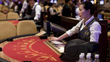 Macau Casino Workers Push For Better Pay, More Vacation Time Schedule
