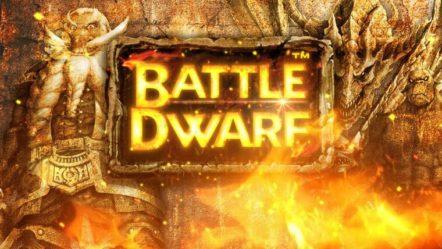 """Battle Dwarfs"" collaborated by Golden Hero & JTG: Betrnk Slot Features"