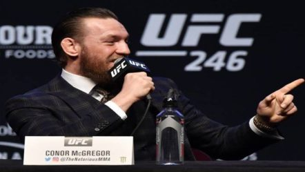 McGregor naming Pacquiao and Mayweather as his future boxing targets