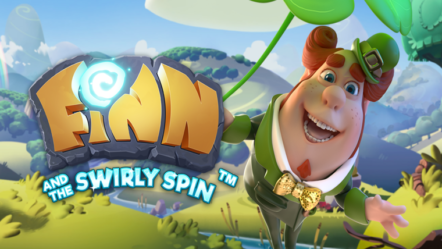 """Finn and the Swirly Spin"" powered by Net Entertainment: Betrnk Slot Features."