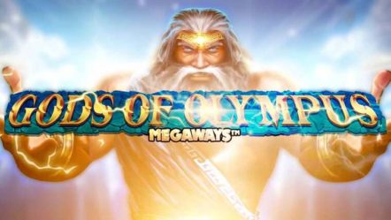 """Gods of Olympus"" by Blueprint Gaming: Betrnk Slot Features."
