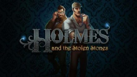 "Betrnk Slot Features:  ""Holmes and The Stolen Stones"" by Yggdrasil"