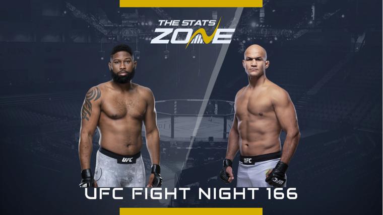 UFC Raleigh: Junior dos Santos vs. Curtis Blaydes