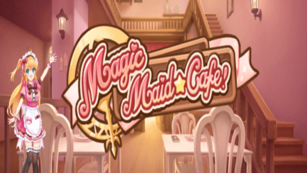"""Magic Maid Cafe"" released by NetEnt: Betrnk Slot Features."