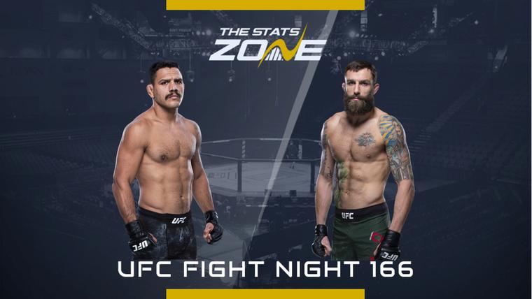 UFC RALEIGH: Michael Chiesa vs. Rafael dos Anjos