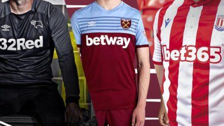 UK To Ban Gambling Ads On Football Shirts like Italy