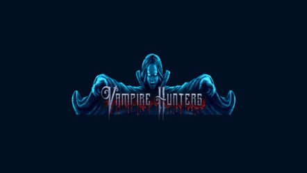 """Vampire Hunters"" created by 1×2 Gaming Betrnk Slot Features."