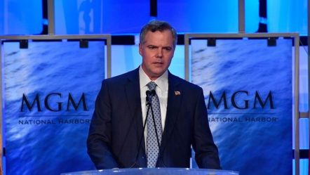 MGM Resorts CEO Jim Murren steps down; Shares shoot up