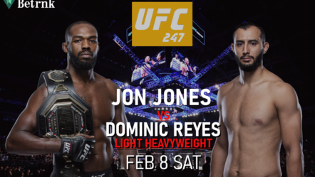 UFC 247: Jon Jones vs. Dominic Reyes