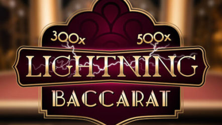 Lightning Baccarat by Evolution Gaming: Betrnk Features