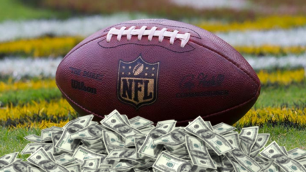 NFL to Allow Stadium Betting Lounges