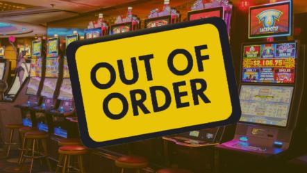Computer Issue Causes Encore Boston Harbor Slot Machines Malfunction
