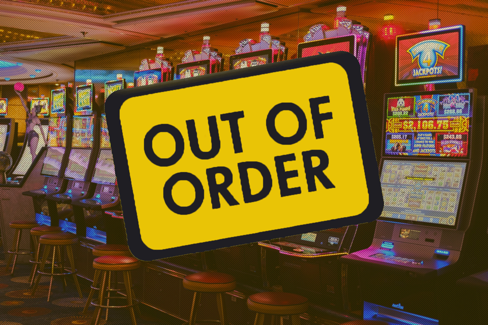 """10/8/ · The casino released the following statement regarding the incident: """"Rocket Gaming Systems, the machine manufacturer, is in the process of conducting a forensic investigation to determine the cause of the display malfunction that occurred on the machine Ms.Castillo was playing."""