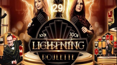 Lightning Roulette via Evolution Gaming: Betrnk Features