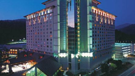 Harrah's Cherokee Casino Resort Signs Deal with Finland Engineering Firm