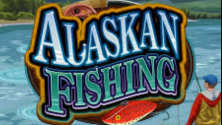"""Alaskan Fishing"" produced by Microgaming: Betrnk Slot Features"