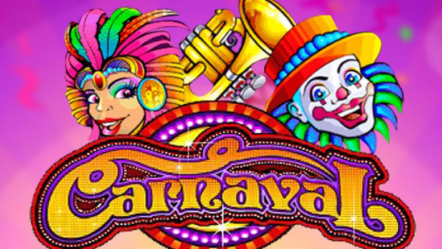 """Carnaval"" produced by Microgaming: Betrnk Slot Features"