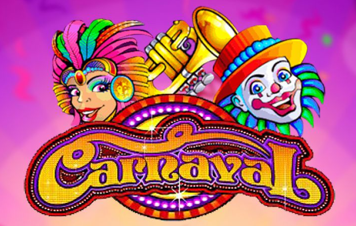 """""""Carnaval"""" produced by Microgaming: Betrnk Slot Features"""