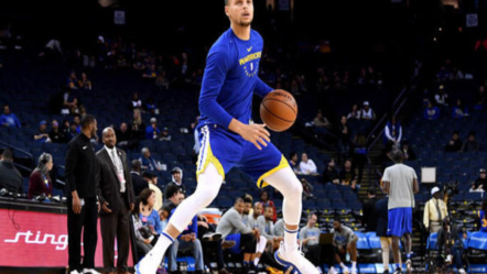 Warrior's Stephen Curry returning to the lineup after injury