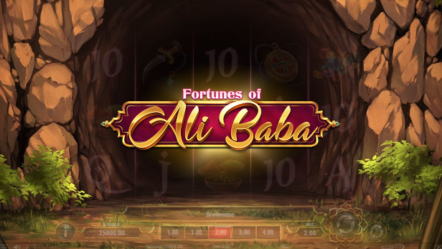 """Fortune of Ali Baba"" via Play'n GO: Betrnk Slot Features"