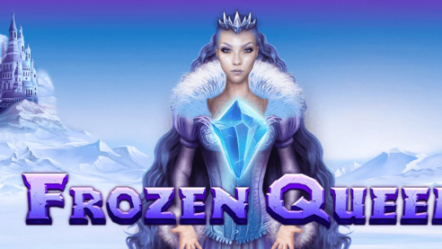 """Frozen Queen"" created by Tom Horn Gaming: Betrnk Slot Features"