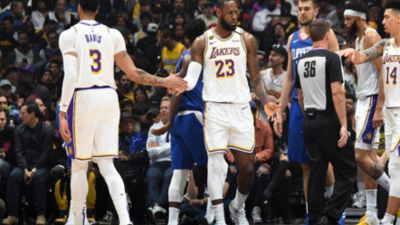 Los Angeles Lakers defeated Milwaukee & Clippers over the weekend