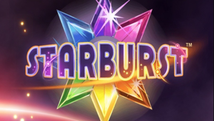 """""""Starburst"""" produced by NetEnt: Betrnk Slot Features"""