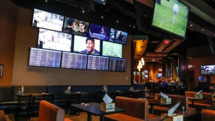 March Sportsbook Revenue in Indiana halved by Covid-19